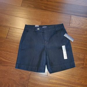 Women's Bandolino Dark Rinse Shorts